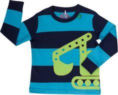 Fred's World T-Shirt mit Baggermotiv 151201900 » Kinder T-Shirt - Jetzt online kaufen   windeln.de
