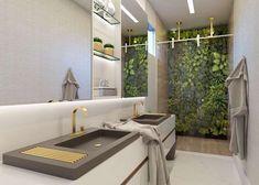 Você conhece a tendência de Plantas na Decoração Banheiro? Se não, você claramente não tem seguido ideias de tendência de moda casa. #flores #plantas #decoração #moda #plantasdamoda# decoraçãodebanheiro # #jardinagem