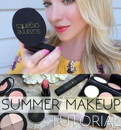 Easy Summer Makeup Look with @suzannesomers http://primp.in/aFnrnZVyJ0 Get 20% off your order with code PRIMP20 #ad #PRIMPLovesSuzanne http://www.monroemisfitmakeup.com/2017/07/summer-makeup-look-with-suzanne-somers.html