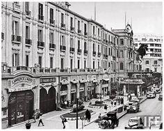 Shepherd Hotel in 1900