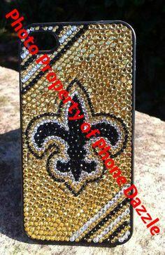 NFL New Orleans Saints IPhone 4/4S Case_3