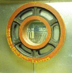 ASSEMBLAGE: mirror in mold