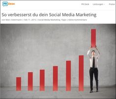 """Marc Ostermann, Social Media Experte von PR Desk – Content Marketing & Public Relations, schreibt in seinem Blogbeitrag u.a. über malerdeck. Da werde ich auch noch als """"Social-Media-Legende"""" apostrophiert. Alt genug bin ich ja schon ;-) , aber Legende? ;-) Hört sich aber trotzdem gut an! :-)"""