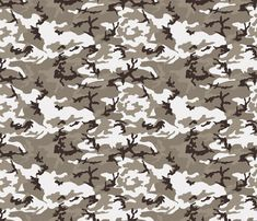 How To Create a Repeating Camo Pattern in Illustrator