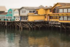 Monterey, CA  |  Wharf  After spending almost a week along the California coast, visiting Monterey, CA before we left was a must...  nadeenflynn.com