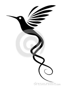 Hummingbird Tattoo-- I want this for my Nonny.