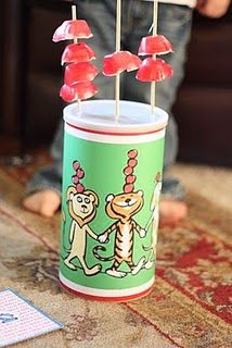 """Ten Apples Up on Top"" (by Dr. Seuss) Activity"