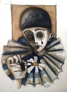 gesto: Pierrot