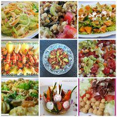 9 ensaladas para después de los excesos | Cocinar en casa es facilisimo.com