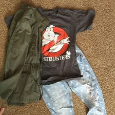 Our Styled Suburban Life: Vacation Packing - Universal Ghostbusters Outfit