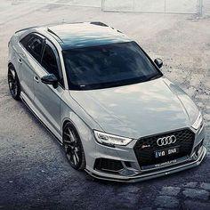 Weird Cars, Cool Cars, Crazy Cars, My Dream Car, Dream Cars, Audi A3 Sedan, New Ferrari, Audi Rs3, Ford Focus