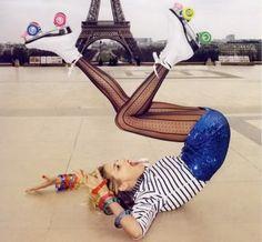 Roller Girl Paris