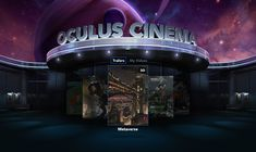 Oculus Cinema: La realidad virtual es ahora una experiencia más social - http://hexamob.com/es/news-es-es/oculus-cinema-la-realidad-virtual-es-ahora-una-experiencia-mas-social/