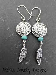 Resultado de imagem para handmade earrings ideas
