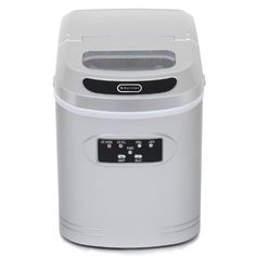 Whynter IMC-270MS Compact Ice Maker, 27-Pound, Metallic Silver by Whynter via https://www.bittopper.com/item/whynter-imc-270ms-compact-ice-maker-27-pound-metallic/