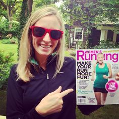 Taking over @womensrunning instagram tomorrow! It's the official launch date of the September issue! Make sure you check it out!   http://instagram.com/womensrunningmagazine?modal=true  #womensrunning #WRCoverModel