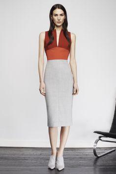 Altuzarra PF2014 dress
