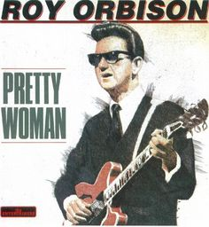 One of my very favorite springtime songs. No one can sing this like Roy Orbison did, though Chris Isaak comes pretty doggone close Rock Music History, Travelling Wilburys, Roy Orbison, 60s Music, Karaoke Songs, Vinyl Music, Mp3 Song, Concert Posters, My Favorite Music