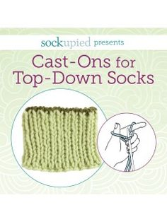 InterweaveStore.com The perfect handknitted socks begin with the right cast-on. Give your next project a comfy and elastic beginning with one of these six cast-on methods:  Old Norwegian  Knit One, Purl One  Channel Island  One-Row Tubular (or Italian)  Tubular  Double-start  In this video, you'll learn to work stretchy and decorative cast-ons perfect for socks but useful for any knitting project.   This basics-and-beyond video is perfect for knitters of all levels!