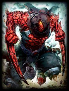 Rage Skin card Fantasy Character Design, Character Design Inspiration, Character Concept, Character Art, Concept Art, Fantasy Images, Dark Fantasy Art, Fantasy Artwork, Magical Creatures