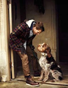 """Daily Man Up Photos) Ever been told to """"man up""""? Very few men ever """"man up"""" and it's about time we do. I'm not talking about some testosterone-fueled call to a. Mans Best Friend, Best Friends, Loyal Friends, Look Man, Man Up, Mans World, Puppy Love, Men Dress, At Least"""