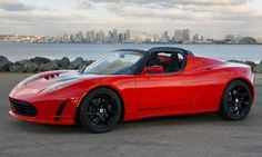 Next Tesla Roadster Will be Bigger, Faster http://www.autotribute.com/44151/next-tesla-roadster-will-be-bigger-faster/ #TeslaRoadster #ElectricSportsCar