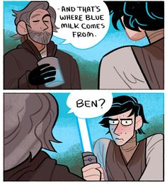The real reason why he went to the dark side