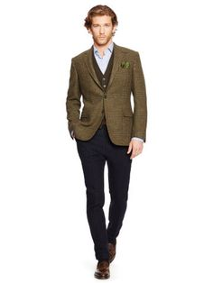 Bedford Glen Plaid Sport Coat