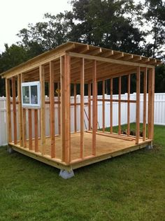 Amazing Shed Plans - Cheap Storage Shed Plans Now You Can Build ANY Shed In A Weekend Even If You've Zero Woodworking Experience! Start building amazing sheds the easier way with a collection of shed plans! Cheap Storage Sheds, Diy Storage Shed Plans, Cheap Sheds, Wood Storage Sheds, Outdoor Storage Sheds, Outdoor Sheds, Barn Storage, Storage Ideas, Shelving Ideas