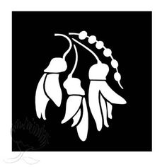 Bilderesultat for flax nz stained glass Bird Stencil, Stencil Art, Stencil Designs, Stencils, Maori Patterns, Maori Designs, New Zealand Art, Nz Art, Maori Art