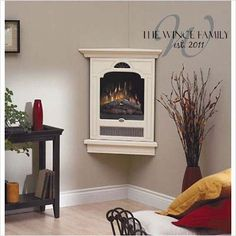 11 best corner electric fireplace images house decorations fake rh pinterest com