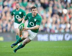 Brian O'Driscoll Photos: Ireland v Italy - RBS Six Nations