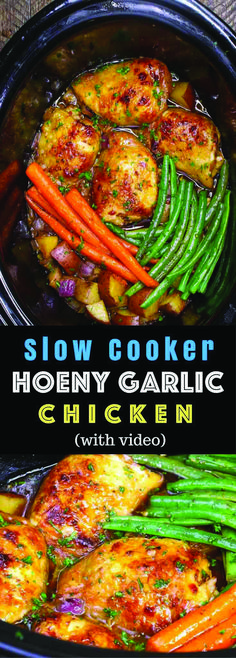 Simple 6 hour slow cooker recipes chicken and Fresh Tastes!