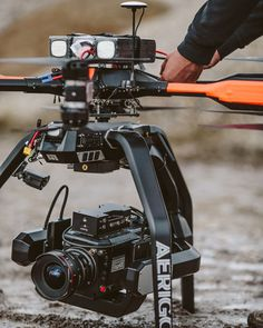 Filmmakers hack drone to carry 1,000 fps 4K camera | There are 4K cameras and drones, and then there's the Phantom Flex4K and the Aerigon drone [Future Drones: http://futuristicnews.com/tag/drone/ Drones for Sale at Amazon: http://futuristicshop.com/tag/drone/]