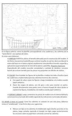 modelismo naval- Interpretando planos III- Tips sobre planos - Taringa!