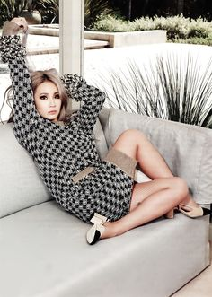 More pictures of the queen CL unnie for Instyle magazine Cl 2ne1, The Band, Cl Fashion, Asian Fashion, Kpop Fashion, Christina Aguilera, Aaliyah, Lee Min Ho, South Korean Girls