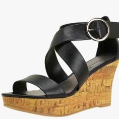 Cute wedges at affordable prices at Payless! Love these!!