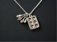 www.stainlesssteeltile.com likes this cooking charm- chef gifts - Google Search