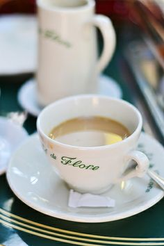Cafe De Flore, Paris by Sandra/Little World