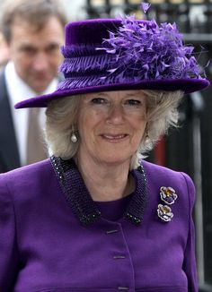 Camilla Parker Bowles Photos - Camilla, Duchess of Cornwall arrives at the Commonwealth Observance Service at Westminster Abbey on March 2010 in London, England. - Commonwealth Day Observance Service Held At Westminster Abbey Princess Margaret, Princess Charlotte, Real Princess, Royal Uk, Royal Queen, Prince Charles And Camilla, Prince Phillip, Charles X, Diana Son