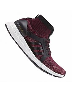 brand new dad64 22a7e 57,28 €   Zapatillas Running adidas Ultra Boost x ATR Mujer  Oscuro Rojo