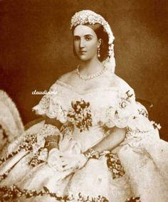 Princesse Charlotte de Belgique, archiduchesse d'Autriche, Impératrice du Mexique