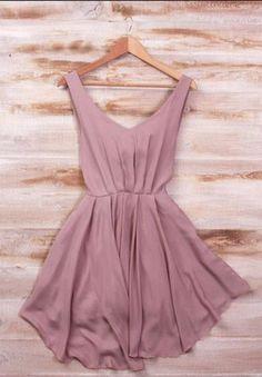 Cute Silky Dress