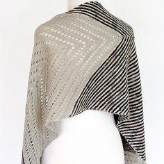Annisa Wrap pattern by Ambah O'Brien
