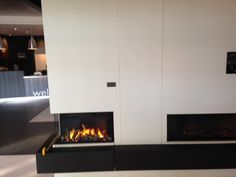 Fireplace view 4 from the showroom