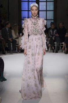 Giambattista Valli | Haute Couture - Spring 2017 | Look 23
