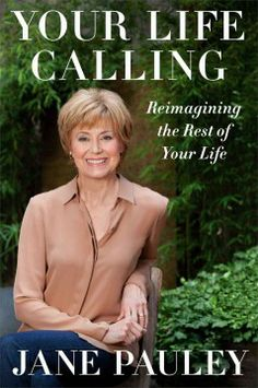Your life calling : reimagining the rest of your life by Jane Pauley.  Click the cover image to check out or request the biographies and memoirs kindle.