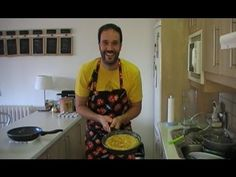 #PrimalBlueprint Reader Submitted Recipe: Spanish Omelet with Caramelized Onions by Nacho Rubio #MarksDailyApple