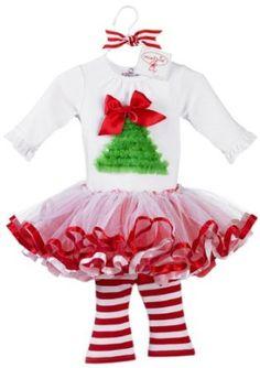 Holiday Tutu 3 Pc Set - Perfect for Christmas! Christmas Tutu, Newborn Christmas, Baby Girl Christmas, Girls Christmas Dresses, Christmas Holidays, Girls Dresses, Christmas Outfits, Christmas Ideas, Merry Christmas