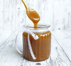 . : Salted Caramel Sauce ♡ meine Version